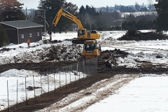 New Markdale Hospital Construction - March 2021