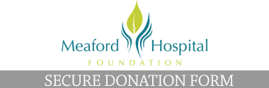 Meaford Hospital Foundation Secure Donation Form