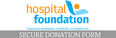 Saugeen Memorial Hospital Foundation Secure Donation Form