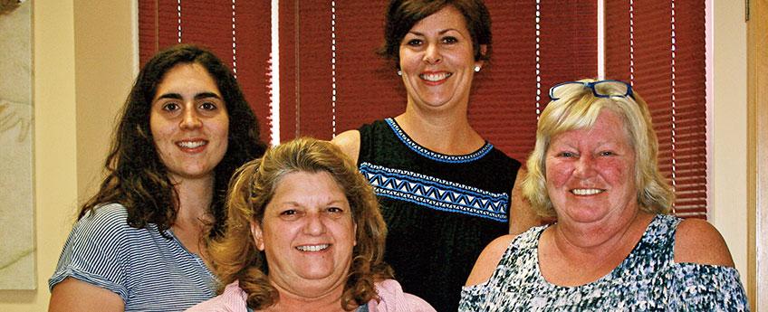 Obstetrics Clinic Staff