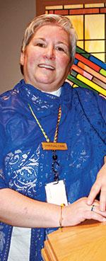 Ann Veyvara-Divinski, Spiritual Care Provider