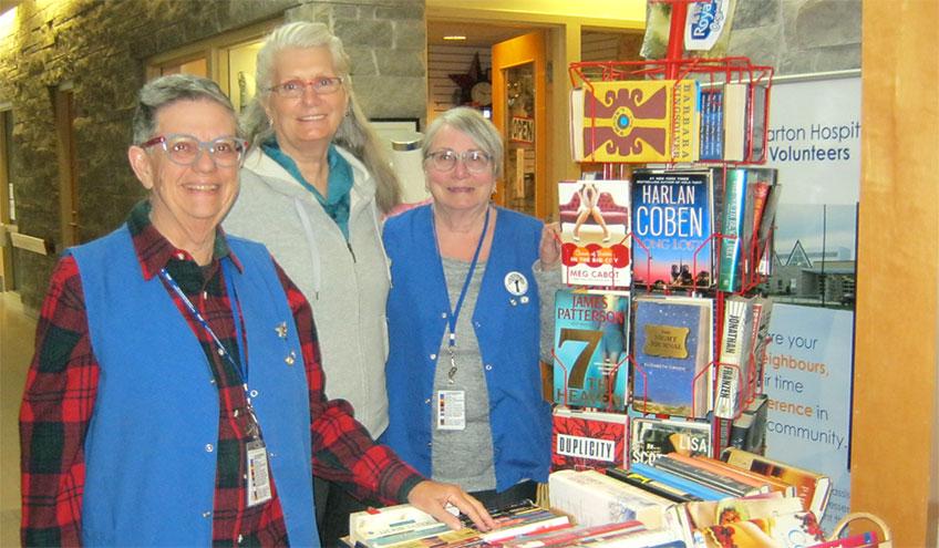 Wiarton Auxiliary Book Sale