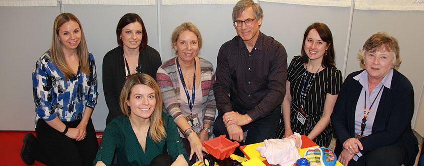 Autism Spectrum Disorder Clinic Staff