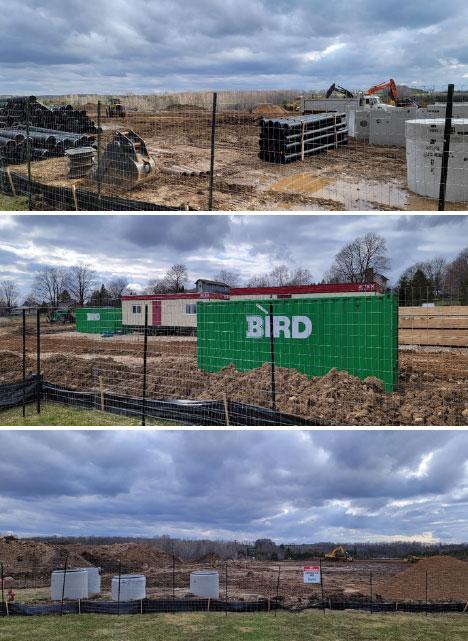 Construction Updates - April 26,2021